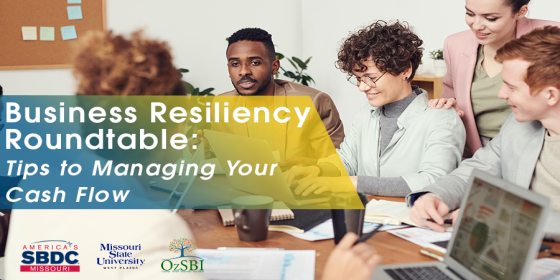 Business Resiliency Roundtable-Managing your Cash Flow